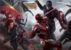 《美国队长3》:超级英雄们的大杂烩