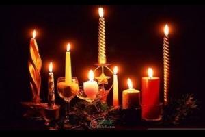 若是如蜡烛,不变光焰就变泪