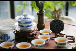 喝茶喝通了世界