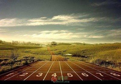 人生马拉松