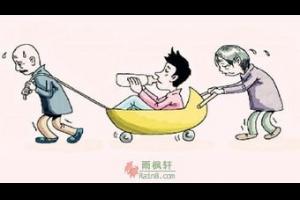 中国教育的巨大障碍或是母亲的过度陪护