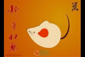 庚子鼠年春节