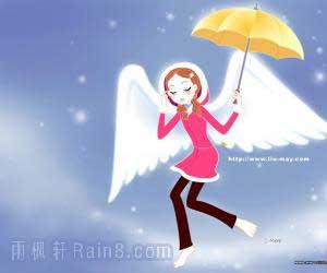 赤着脚的天使