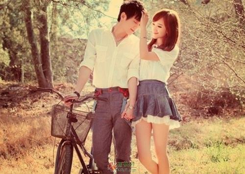 甜甜的恋爱故事