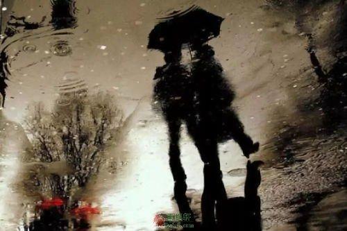 虚构的雨水与世界尽头的想念