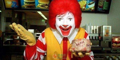 麦当劳叔叔卖什么