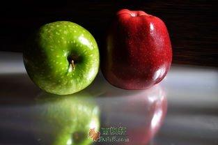 两个苹果的别样人生