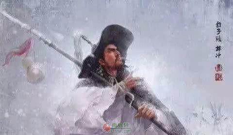 林冲的世界 一直在下雪