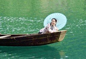 涛声依旧,秦淮河上的那些缱绻流年